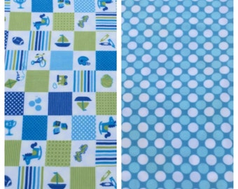 Fleece Baby Blanket B29