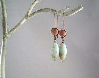 Beautifully Handmade Drop Earrings