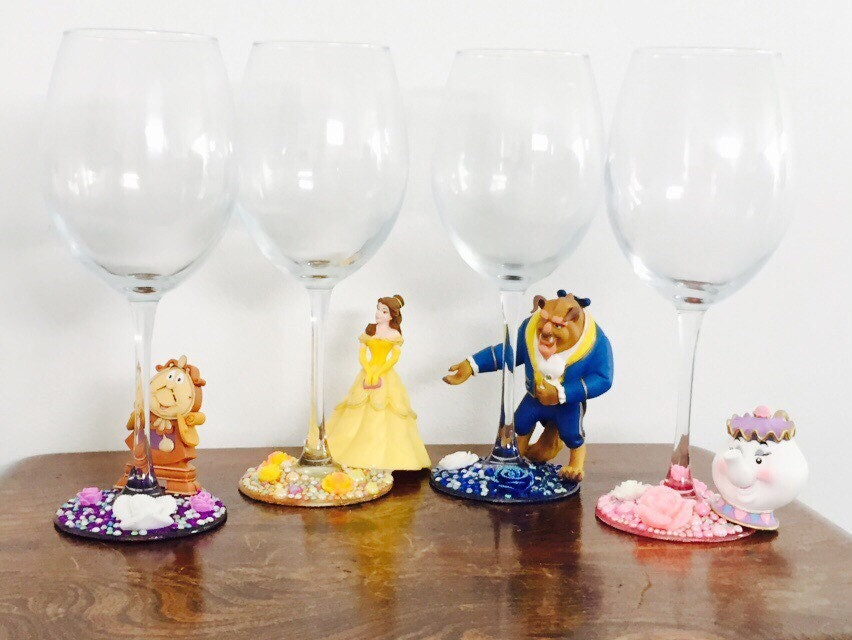 Disney Bridesmaid Glasses