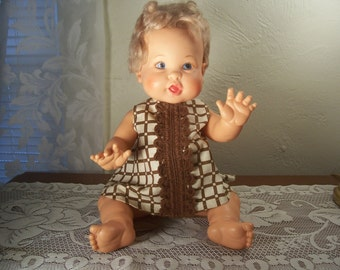 Vintage Doll By Ideal