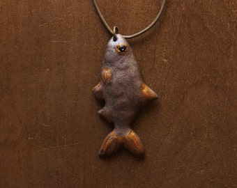 Fish - Fish pendant during