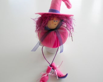 Fabric witch