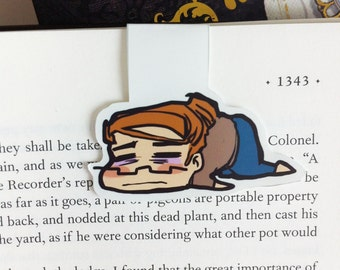 Bored Bookmark