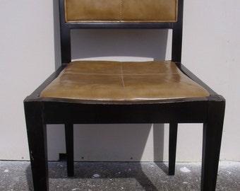 Oak Single Dining Chair