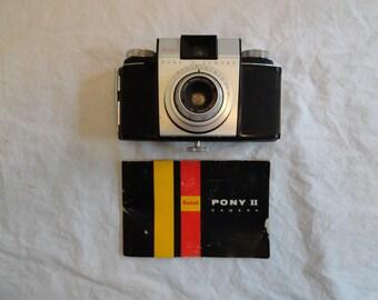 Kodak Pony II Camera