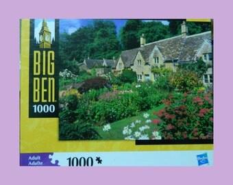 Big Ben Series Puzzle 1000 Pieces