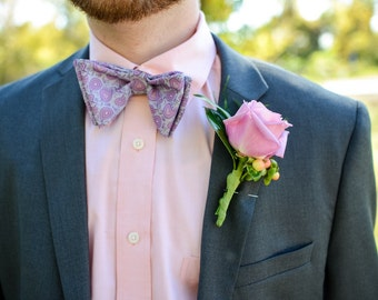 Custom Bow-ties or Long Neckties