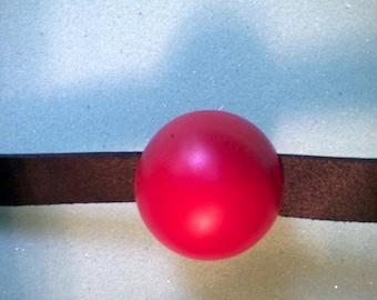 Red Ball Gag