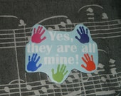 Yes, they are all mine decal