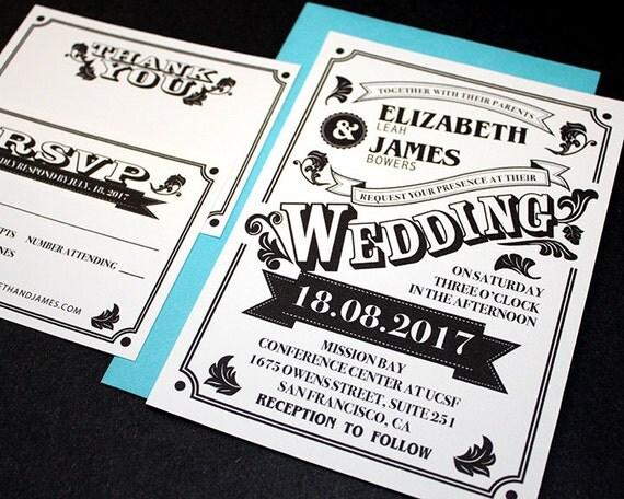 Custom Wedding Invitation Templates: Items Similar To Printable Wedding Invitation,wedding
