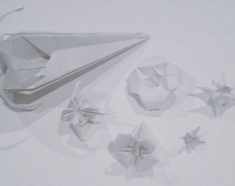 Origami Flower Bouquets