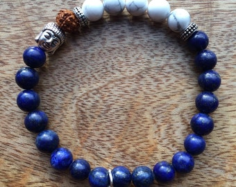 Bracelet mala Purification+ discernement