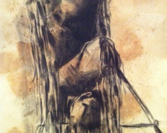 Fine art/Native Healing
