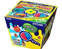 Japanese Popular DIY Kit !! Kutsuwa Kawaii Bouncing Ball Eraser Making Kit - Shipping from Japan