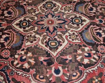 Semi- Antique Mashad rug