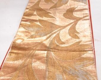 Silk Kimono Obi Scarf Belt Headscarf Fabric 2m
