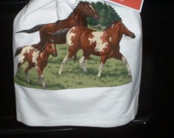 Horses Flour Sack Towels - FREE SHIPPING