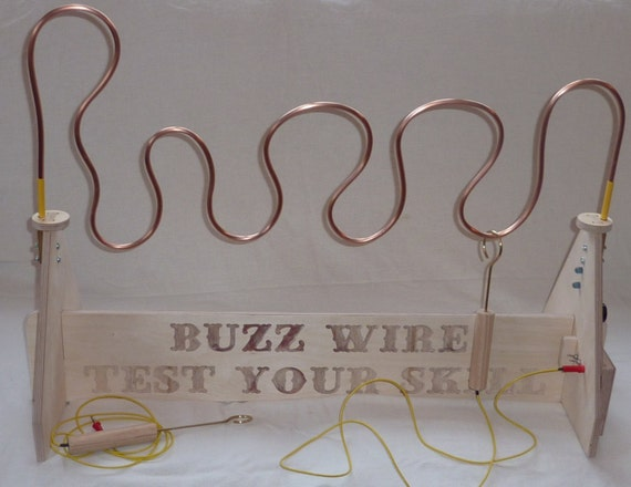 buzz wire game for adults