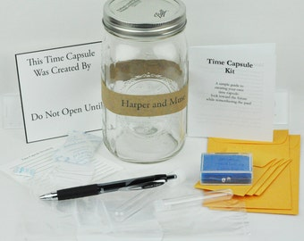 Time Capsule Kit Quart by Harper and Muse
