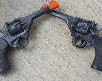 Con-Safe Indiana Jones Webley revolver cosplay prop revolver Captain Jack Harkness Union Jack