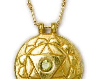 Anahatha (Heart) chakra