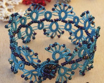 Turkish OYA Lace - Bracelet - Lace  *7 colors