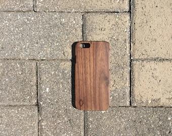 Apple iPhone 6 Two-Peice Walnut Wood Case