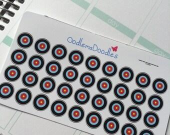 Target Symbols: A17