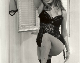 Sophia Loren Striptease Poster Art Photo 11x14