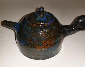 Blue Galaxy Teapot