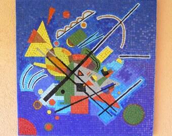 Kandinsky In Mosaics - SOLD
