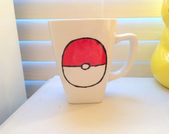 Pokemon mug - I choose you.