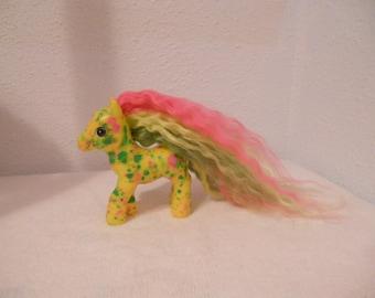 Custom Paint Splatter My Little Pony G3 'Fakie' Baby