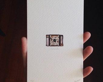 Prints of Jumanji game board
