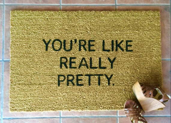 You 39 re like really pretty rug by erynmakes on etsy for You re like really pretty rug