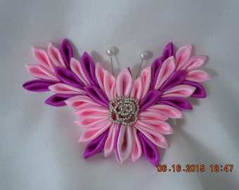 Kanzashi Butterfly collection