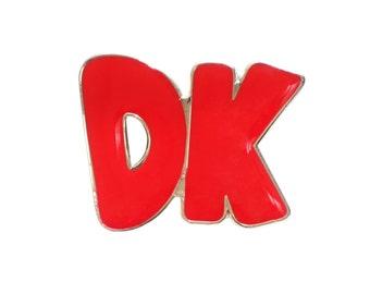 Donkey Kong Super Smash Bros. Pin