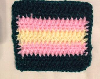 Crochet Granny Square/Coaster