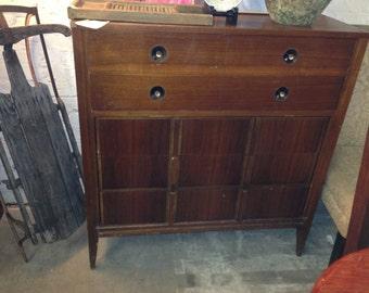 Mid -Century modern Dresser/ Chest
