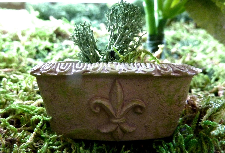 Miniature Fairy Garden Pots Planter Clay By