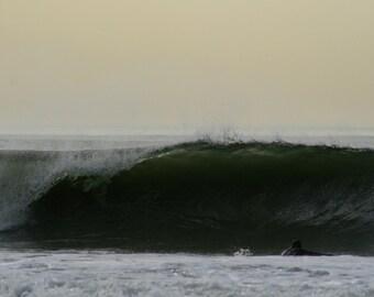 Rockaway Beach, NY surfing photo