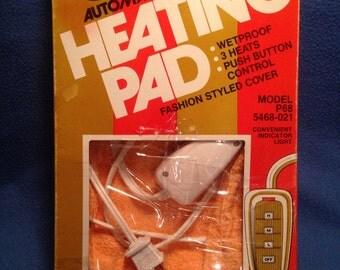 Vintage General Electric Heating Pad