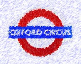 London Underground / London Tube Poster Print (3)