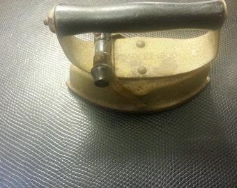 Antique 1900's Asbestos Sad Iron