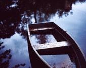 Boat, Art Print, Nature Photo, Wall Art, Home Decor, Bedroom Decor, Fine Art, Color Photography