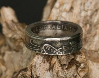 Australian Coin Ring