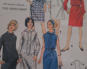 Butterick Pattern No. 3568 Size 14