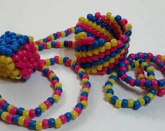 Customizable  Kandi value pack