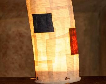 "Paper lamp ""warm light"""