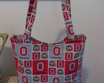 The Ohio State University Buckeye Handbag
